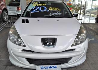 Peugeot 207 Hatch Xr 1.4 8V Flex