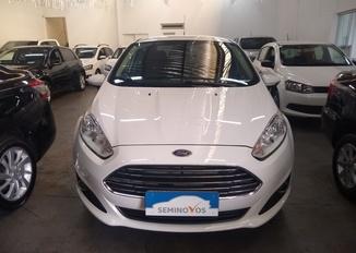 Ford Fiesta Sedan Se Plus 1.6 Rocam 4P