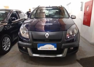 Renault Sandero Stepway 1.6 16V Flex 4P