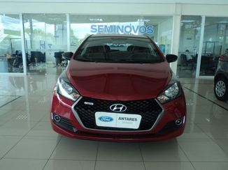 Hyundai HB20 1.6 R SPEC 16V FLEX 4P AUTOMATICO