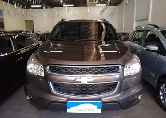 Chevrolet S10 Lt 2.4 Flex Cab Dupla 4X 4P