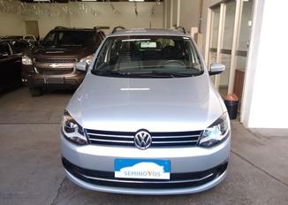 Volkswagen Spacefox 1.6 8V Trend Flex 4P