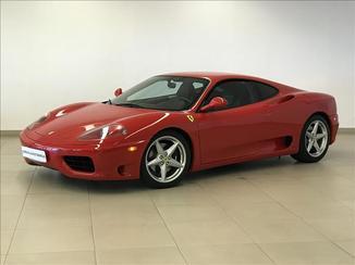 Ferrari F360 3.6 F1 Modena V8 40V