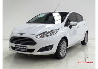Ford Fiesta 1.0 Ecoboost Titanium Powershift