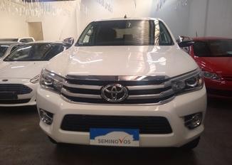 Toyota Hilux 2.8 Tdi Srx Cd 4X4 Aut 4P