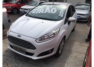 Ford Fiesta Hatch Se Rocam 1.6 Fle 4P
