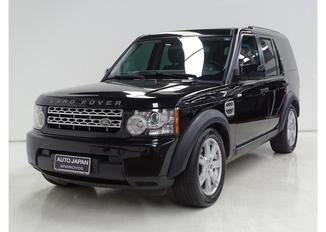 Land Rover Discovery4 S 2.7 4X4 Tdv6 Diesel Aut.