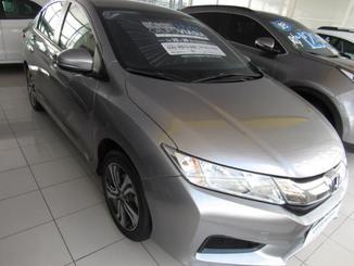 Honda City Lx 1.5 16V At Flex