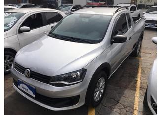 Volkswagen Saveiro 1.6 Trendline Cab. Es 2P