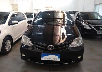 Toyota Etios X 1.3 Flex 4P