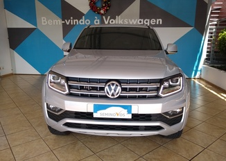 Amarok 2.0 Tdi Cd 4X4 Highline 4P 2017