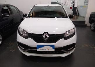 Renault Sandero Rs 2.0 16V Flex 4P