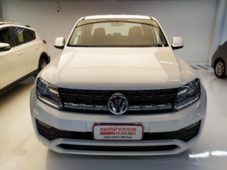 Volkswagen AMAROK 2.0 COMFORTLINE 4X4 CD 16V TURBO INTERCOOLER DIESEL 4P AUTOMÁTICO