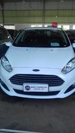 Ford FIESTA 1.6 TITANIUM SEDAN 16V FLEX 4P MANUAL