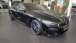 BMW M850I 4.4 V8 Twinpower Steptronic