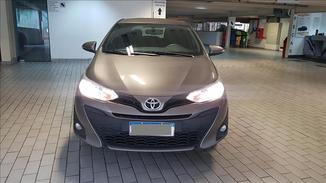 Toyota YARIS 1.3 16V XL Plus Tech Multidrive