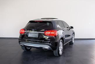 Mercedes Benz GLA 250 GLA 250 2.0 16V TURBO GASOLINA ENDURO 4P AUTOMATIC