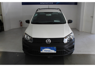 Volkswagen Saveiro 1.6 Msi Robust Cd 8V Flex 2P Manual