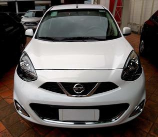 Nissan MARCH 1.6 SL 16V FLEXSTART 4P XTRONIC
