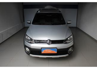 Volkswagen Saveiro 1.6 Cross Cd 16V Flex 2P Manual 4P