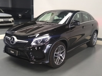 Mercedes Benz GLE 400 3.0 V6 GASOLINA NIGHT COUPÉ 4MATIC 9G-TRONIC