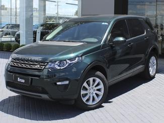 Land Rover DISCOVERY SPORT 2.0 16V SI4 TURBO GASOLINA SE 4P AUTOMÁTICO