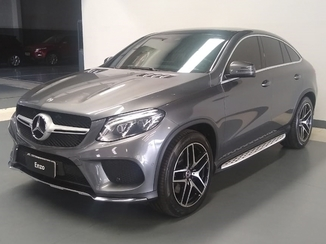 Mercedes Benz GLE 400 3.0 V6 GASOLINA HIGHWAY COUPÉ 4MATIC 9G-TRONIC