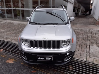 Jeep RENEGADE 1.8 16V FLEX LIMITED 4P AUTOMATICO