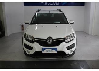 Renault Sandero 1.6 16V Sce Flex Stepway Easy-R 4P