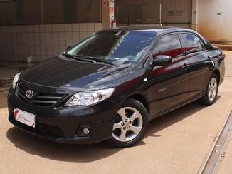 Toyota COROLLA 1.8 GLI 16V FLEX 4P MANUAL