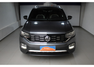 Volkswagen T-Cross 1.4 250 Tsi Total Flex Highline Automatico 4P