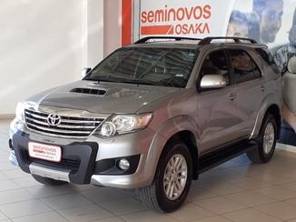 Toyota HILUX SW4 3.0 SRV 4X4 16V TURBO INTERCOOLER DIESEL 4P AUTOMATICO