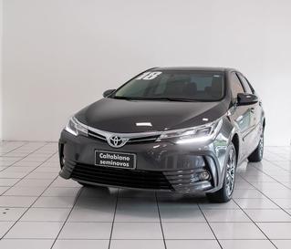 Toyota COROLLA COROLLA ALTIS A/T 2.0L FFV 17/18