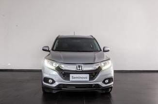 Honda HR-V HR-V 1.8 16V FLEX EXL 4P AUTOMATICO