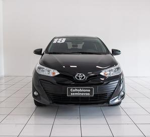 Toyota YARIS YARIS SEDAN XL PLUS AT 18/19