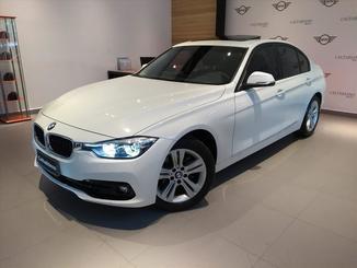 Bmw Carros BMW-CARROS 320I 2.0 SPORT GP 16V TURBO ACTIVE FLEX 4P AUTOMAT