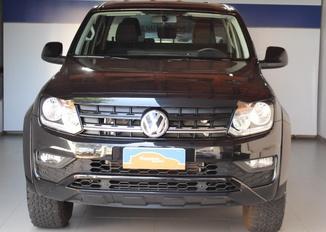 Volkswagen Amarok 2.0 Trendline 4X4 Cd 16V Turbo Intercooler Diesel 4P P