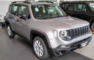 jeep renegade 1.8 16v flex sport 4p automatico renegade 1.8 16v flex sport 4p automatico