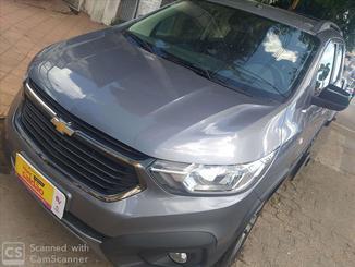 Chevrolet SPIN 1.8 ACTIV7 8V FLEX 4P AUTOMÁTICO