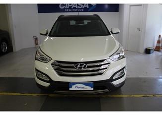 Hyundai Santa Fe 3.3 Mpfi 4X4 7 Lugares V6 270Cv Gasolina 4P Automat