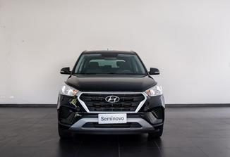 Hyundai CRETA CRETA 1.6 16V FLEX ATTITUDE AUTOMATICO