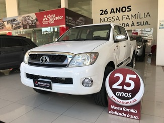 Toyota HILUX MANUAL 4X4 DIESEL CD