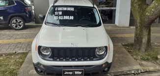 Jeep RENEGADE 2.0 16V TURBO DIESEL CUSTOM 4P 4X4 AUTOMATICO