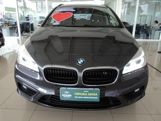 BMW 220I 2.0 CAT GP 16V TURBO ACTIVEFLEX 4P AUTOMATICO