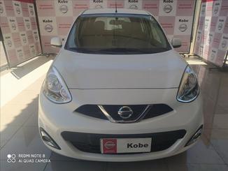 Nissan MARCH 1.0 SV 12V FLEX 4P MANUAL