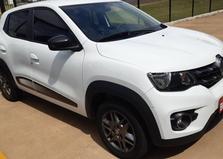 Renault Kwid 1.0 12V Sce Flex Intense Manual 4P