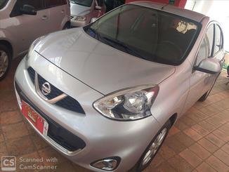 Nissan MARCH 1.6 SV 16V FLEX 4P MANUAL