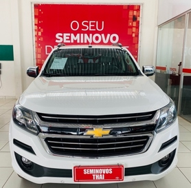 Chevrolet S10 2.5 LTZ 4X4 CD 16V FLEX 4P AUTOMATICO