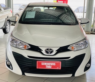 Toyota YARIS 1.5 16V FLEX SEDAN XL PLUS TECH MULTIDRIVE