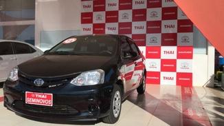 Toyota ETIOS SEDAN XS 1.5 16V(FLEX)